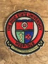 The Ohio State University Hospitals Patch ユニバーシティ ビンテージ ワッペン ホスピタル パッチ 70〜80年代