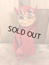Kamar Red Devil Made In Japan Doll レッドデビル ビンテージ オーナメントドール メイドインジャパン 60年代