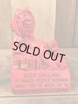 Paula Red Devil Message Doll レッドデビル ビンテージ メッセージドール 60年代