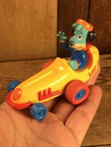 他の写真1: McDonalds Hanna Barbera Huckleberry Hound Car Meal Toy ハックルベリー ビンテージ ミールトイ ハンナバーベラ 90年代