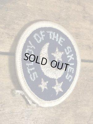 アメリカのGirl Scoutの80'sヴィンテージ刺繡パッチ