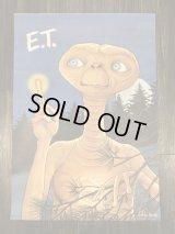 Mcdonald's E.T. Poster イーティー ビンテージ ポスター マクドナルド 80年代