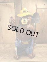 Dakin Smokey Bear Figure スモーキーベア ビンテージ フィギュア アドバタイジングキャラクター 70年代