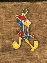 Looney Tunes Road Runner Metal Charm ロードランナー ビンテージ チャーム ルーニーテューンズ 70〜80年代