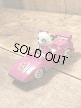 "The Ertl Shirt Tales ""Pammy Panda"" Mini Car シャツテイルズ ビンテージ ミニカー パンダ 80年代"