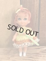 Mattel Skediddle Kiddles Sheila Doll リッドルキッドル ビンテージ ドール マテル 60年代