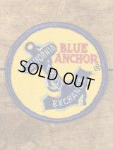 Blue Anchor California Fruit Exchange Patch フルーツラベル ビンテージ ワッペン パッチ 50年代〜