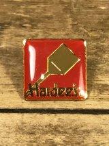 """Hardee's """"Spatula"""" Enamel Pins ハーディーズ ビンテージ ピンバッジ ファーストフード 90年代"""