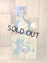 Mattel Tom and Jerry In The Music Box トムとジェリー ビンテージ ミュージックボックス びっくり箱 60年代