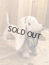 Minnesota College Dachshund Dog Doll ダックスフンド ビンテージ カレッジドール ユニバーシティ 40〜50年代