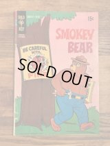 Gold Key Smokey Bear Comic Book スモーキーベア ビンテージ コミックブック アドバタイジングキャラクター 70年代