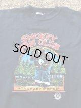 Smokey Bear Fan Club Sweatshirt スモーキーベア ビンテージ スウェットシャツ 企業キャラクター 80年代