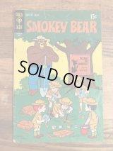 Gold Key Smokey Bear Comic Book スモーキーベア ビンテージ コミックブック 企業キャラクター 70年代