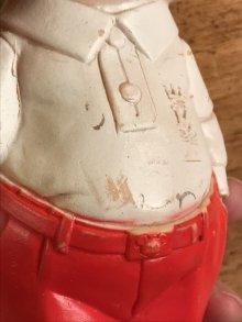 他の写真1: Disney Mickey Mouse Rubber Squeeze Doll ミッキーマウス ビンテージ スクイーズドール ディズニー 60年代〜