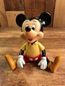 他の写真2: Dakin Disney Mickey Mouse Mini Figure ミッキーマウス ビンテージ ミニフィギュア ディズニー 70年代