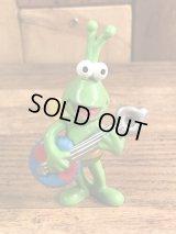 Applause Sesame Street Twiddle Bug PVC Figure トゥイドゥルバグ ビンテージ PVCフィギュア セサミストリート 90年代