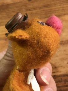 """他の写真1: Fisher Price The Muppet Show """"Fozzie Bear"""" Bean Bag Plush Doll フォジーベア ビンテージ ビーンバッグドール マペットショウ 70年代"""