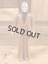 "Kenner Star Wars ""Ben(Obi-Wan)Kenobi"" Action Figure オビワン ビンテージ アクションフィギュア スターウォーズ オールドケナー 70年代"