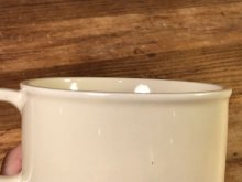 """他の写真2: Vegetable """"Soup"""" Ceramic Soup Mug 野菜 ビンテージ スープマグ 70年代"""
