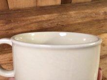"""他の写真2: Vegetable """"Soup"""" Ceramic Soup Mug ベジタブル ビンテージ スープマグ 70年代"""