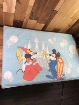 "Disney Character ""Knight"" Pillowcase ディズニー ビンテージ ピローケース 騎士 70年代"