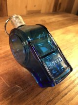 Avon After Shave Whistle Glass Bottle エイボン ビンテージ 香水瓶 ホイッスル 60〜70年代