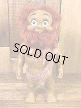 Cave Man Plastic Doll ケイブマン ビンテージ ドール 原始人 60年代