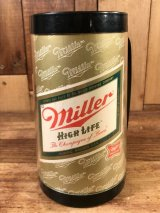 Miller High Life Thermo Beer Mug ミラーハイライフ ビンテージ サーモマグ ビールジョッキ 70年代