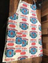 Jim Dandy Advertising Kitchen Apron ジムダンディ ビンテージ エプロン アドバタイジング 60〜70年代