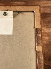 他の写真1: Kraft Cheese Spreads Picture Frame クラフトチーズ ビンテージ 額縁 40年代
