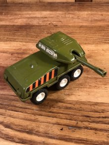 """他の写真2: Buddy L """"HQ-4929"""" Military Tank Metal Toy 戦車 ビンテージ カートイ バディーエル 70年代"""