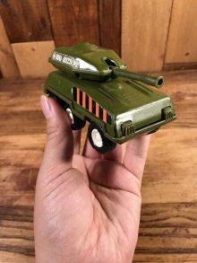 """他の写真3: Buddy L """"HQ-4929"""" Military Tank Metal Toy 戦車 ビンテージ カートイ バディーエル 70年代"""