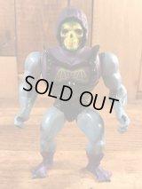 "Mattel He-Man Masters of the Universe ""Battle Armor Skeletor"" Action Figure ヒーマン ビンテージ アクションフィギュア スケルター 80年代"