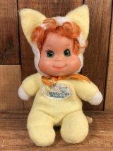 Mattel Kitty Cat Beans Mini Plush Doll キティキャット ビンテージ ビーンズドール ミニプラッシュ 80年代