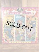 Peter Pan 6 Favorite Stories LP Record ピーターパンレコード ビンテージ レコード LP盤 70〜80年代