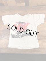 Magic Mountain Troll Kids T-Shirt マジックマウンテン ビンテージ キッズTシャツ 染み込み 70年代