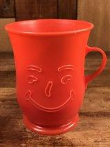 General Foods Kool Aid Plastic Cup クールエイド ビンテージ プラスチックカップ 80年代