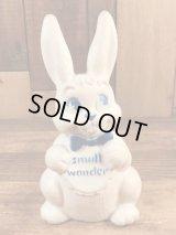 """Shaklee Products """"Small Wonder Bunny"""" Squeeze Doll シャクリー ビンテージ スクイーズドール ソフビ 50〜70年代"""