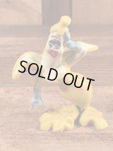 "Applause California Raisins ""Banana White"" PVC Figure カリフォルニアレーズンズ ビンテージ PVCフィギュア バナナホワイト 80年代"