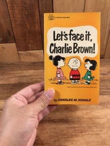 """他の写真3: Snoopy Peanuts Gang """"Let's Face It,Charlie Brown!"""" Comic Book スヌーピー ビンテージ コミックブック 漫画本 60〜70年代"""