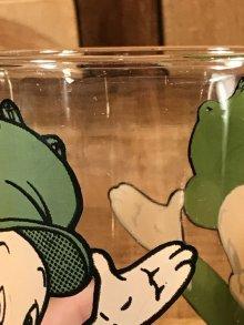 """他の写真3: Pepsi Collector Series Looney Tunes """"Elmer Fudd"""" Glass エルマーフッド ビンテージ グラス ペプシ 70年代"""