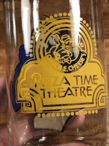 """他の写真1: Pizza Time Theatre Chuck E Cheese's """"Mr.Munch"""" Glass チャッキーチーズ ビンテージ グラス コップ 80年代"""