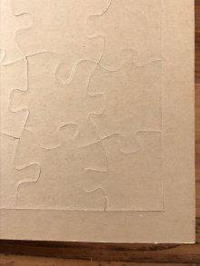 """他の写真1: McDonaldland """"Mayor McCheese"""" Mini Jigsaw Puzzle メイヤーマックチーズ ビンテージ ジグソーパズル マクドナルド 70年代"""