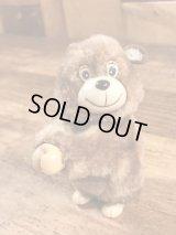 """""""Bear"""" Clip Doll クマ ビンテージ クリップドール 熊 80年代"""