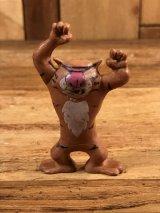 "Sugar Bear Adventure Team ""Hyena"" PVC Figure シュガーベア ビンテージ PVCフィギュア ハイエナ 80年代"