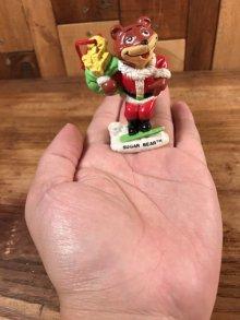 """他の写真2: Sugar Bear """"Santa Claus"""" PVC Figure シュガーベア ビンテージ PVCフィギュア サンタクロース 90年代"""
