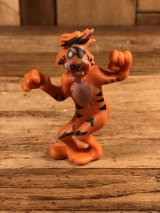 "Sugar Bear Adventure Team ""Tiger"" PVC Figure シュガーベア ビンテージ PVCフィギュア タイガー 80年代"