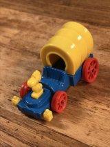 "Aviva Peanuts Snoopy Woodstock ""Carriage"" Digest Minicar ウッドストック ビンテージ ミニカー スヌーピー 70〜80年代"