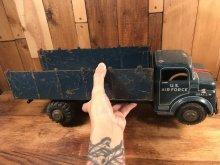 """他の写真3: Marx Lumar """"U.S.Air Force"""" Steel Truck Toy USエアフォース ビンテージ トラック 50年代"""