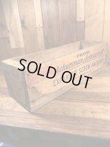Ackerman-Johnson Co. Wood Box 企業物 ビンテージ ウッドボックス 木箱 〜40年代